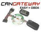EASY + OBDII (Mercedes W205, Viano W447 and W222)